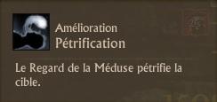 méduse gha pétrification