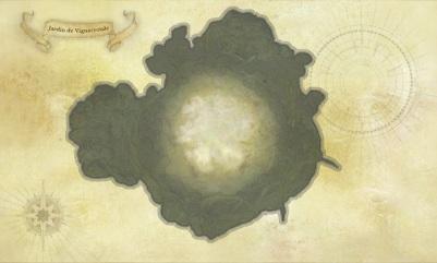 Jardin de Vignecrotale carte
